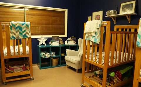 nursery at Bay House Early Education
